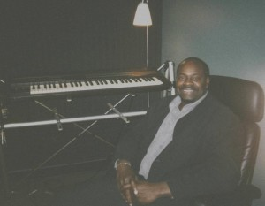 COUSIN MIKE IN THE STUDIO
